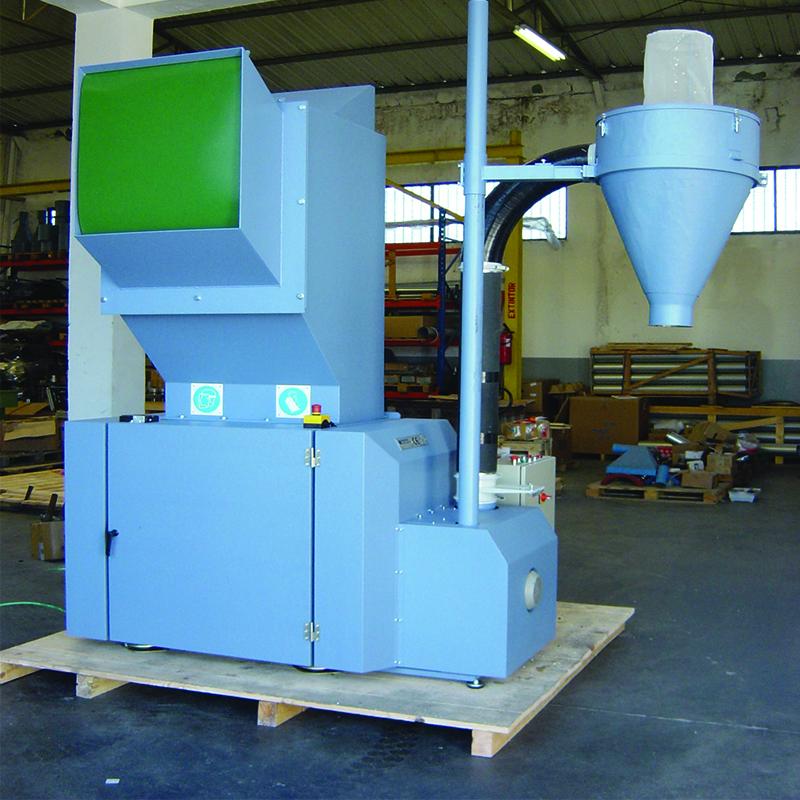 Herbold SML 35/42 Disintegrator